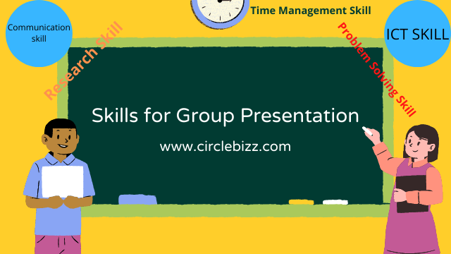 Skills for Group Presentation