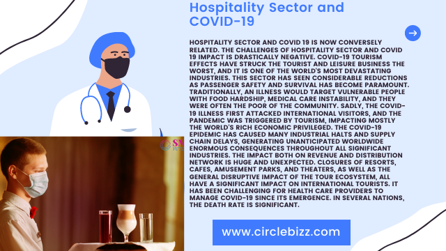 Hospitality Sector and COVID-19